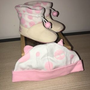 Timberland Infant Set!